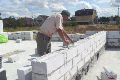 выбор газобетонных блоков для строительства